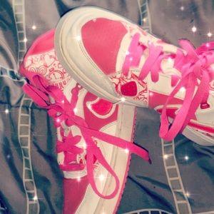 Pink valentine Nike